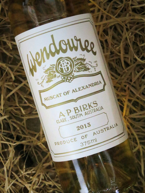 Wendouree Muscat Alexandria 2013 375mL-Half-Bottle