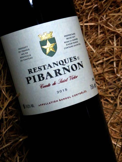 Pibarnon Les Restanques Bandol 2015