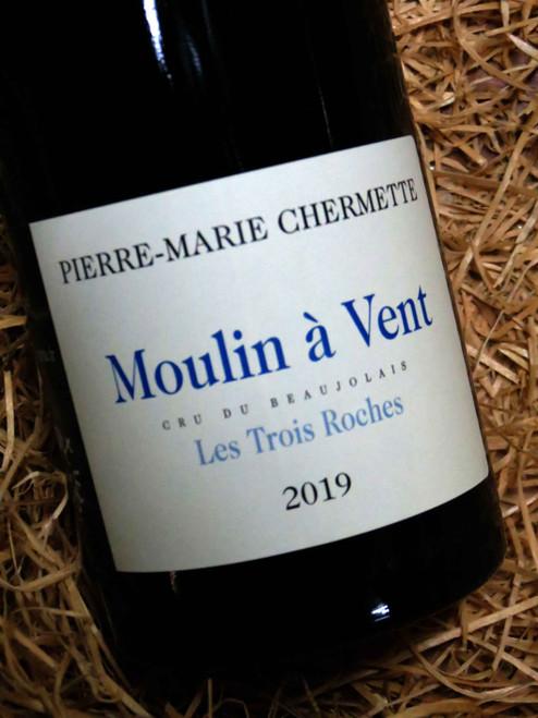 Pierre-Marie Chermette Moulin a Vent Les Trois Roches 2019