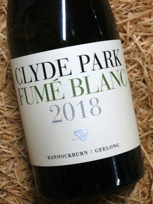 Clyde Park Estate Fume Blanc 2018