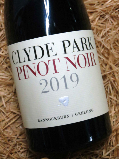 Clyde Park Estate Pinot Noir 2019