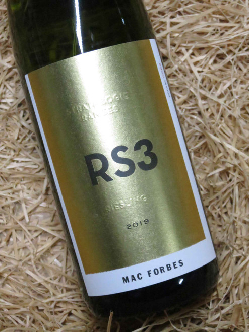 Mac Forbes RS3 Riesling 2019