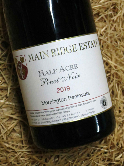 Main Ridge Half Acre Pinot Noir 2019