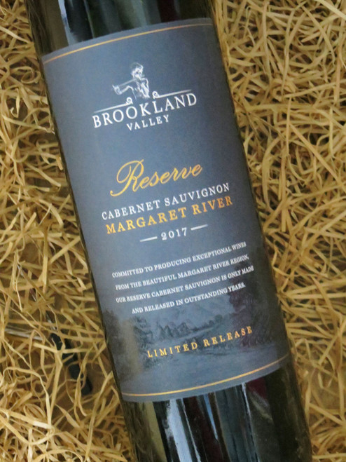 Brookland Valley Estate Reserve Cabernet 2017