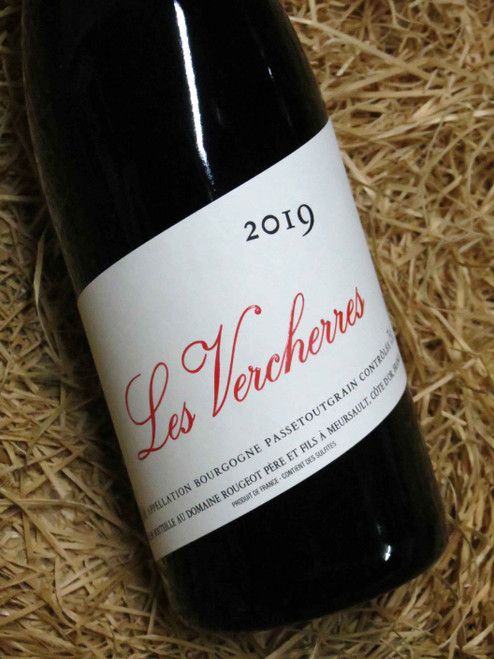 Dom Rougeot Bourgogne Passetoutgrain 2019