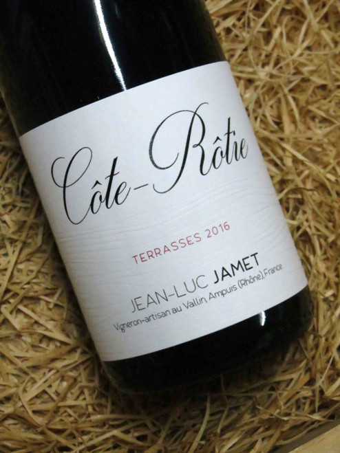 Jean Luc Jamet Cote-Rotie Les Terraces 2016