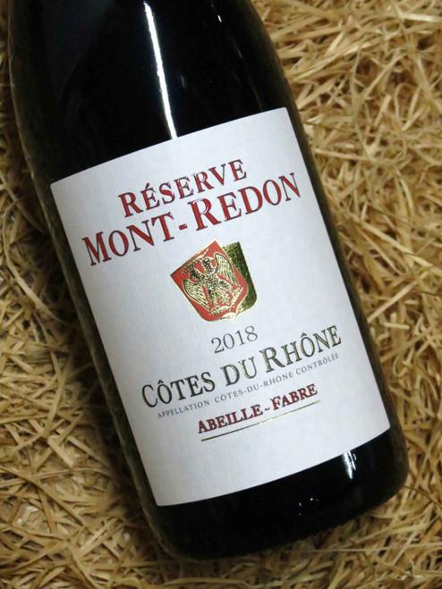 Chateau Mont-Redon Reserve Cotes du Rhone 2018
