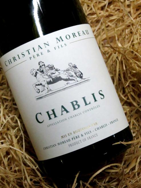 Christian Moreau Chablis 2019