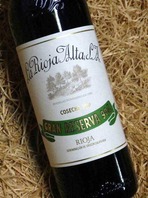 La Rioja Alta Gran Reserva '904' 2010