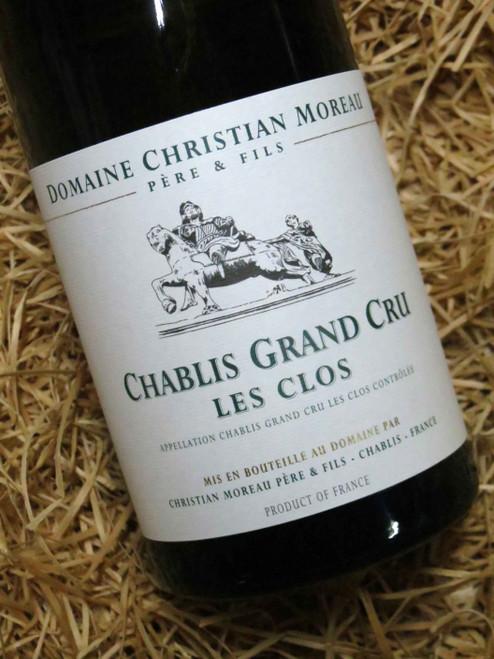 Christian Moreau Les Clos Grand Cru 2019