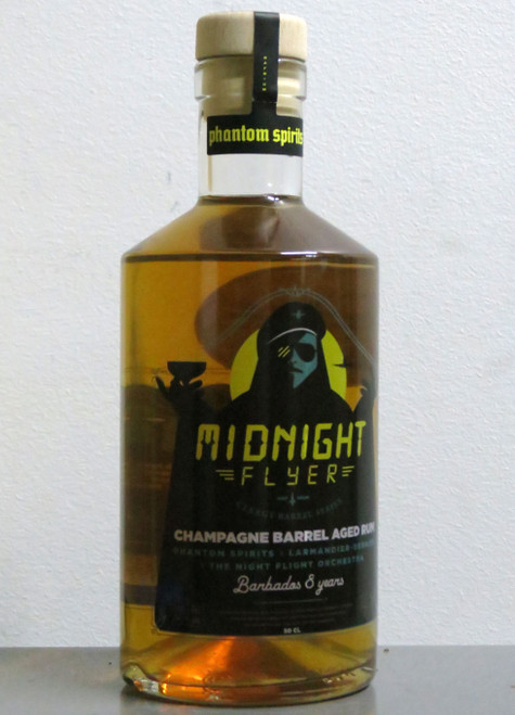 Phantom Spirits Larmandier-Bernier Cask Aged Rum 44% 500mL