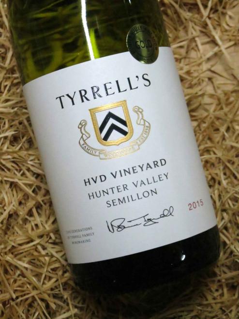 Tyrrell's HVD Reserve Semillon 2015