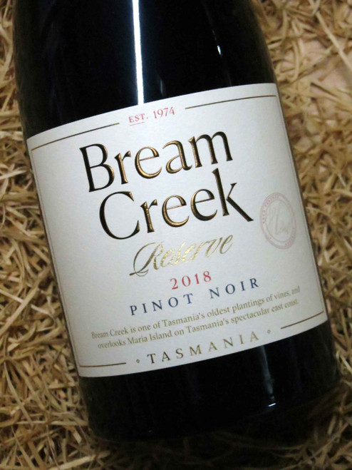 Bream Creek Reserve Pinot Noir 2018