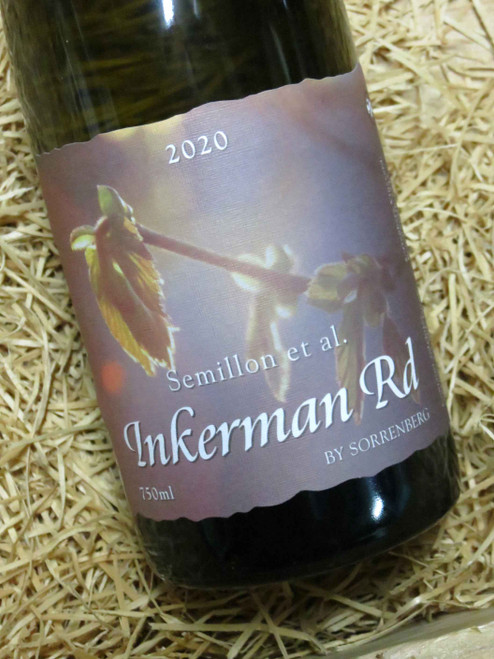 Inkerman Road by Sorrenberg Sauvignon Blanc Semillon 2020