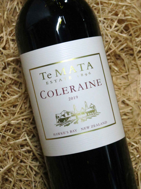 [SOLD-OUT] Te Mata Coleraine Cabernet Merlot 2019