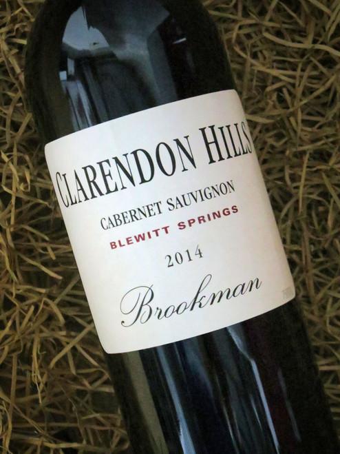 Clarendon Hills Brookman Cabernet Sauvignon 2014