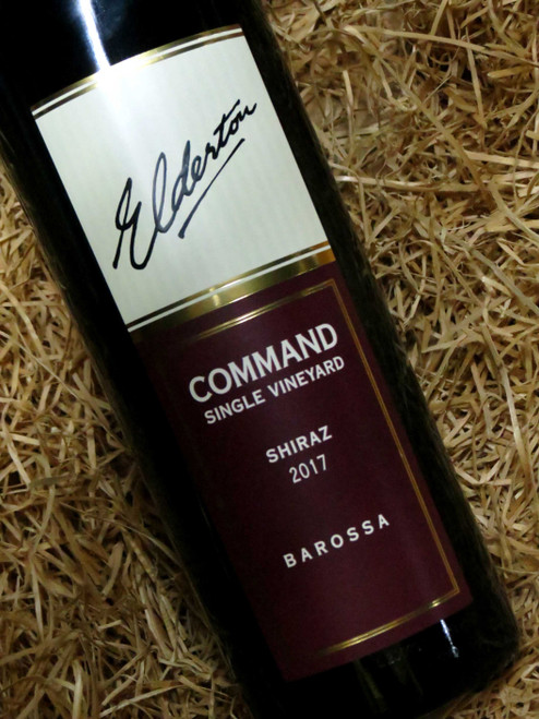 Elderton Command Shiraz 2017