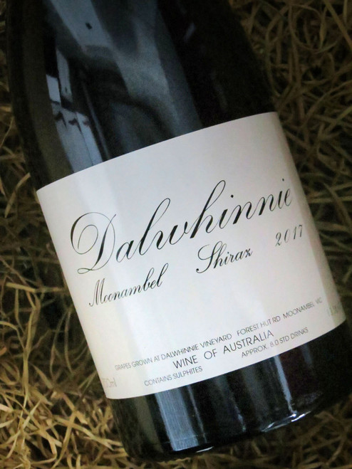 Dalwhinnie Moonambel Shiraz 2017