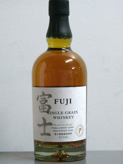 Kirin Fuji Single Grain Whisky 46% 700mL