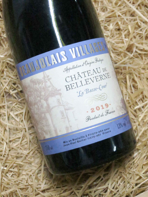 Chateau de Belleverne Beaujolais Villages 2019
