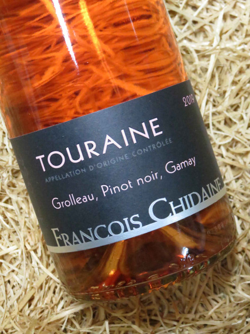 Francois Chidaine Touraine Rose 2019