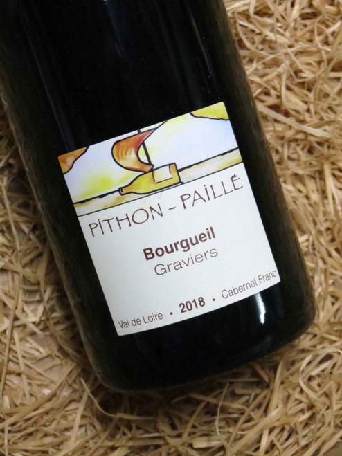 Pithon-Paille Graviers Bourgueil 2018