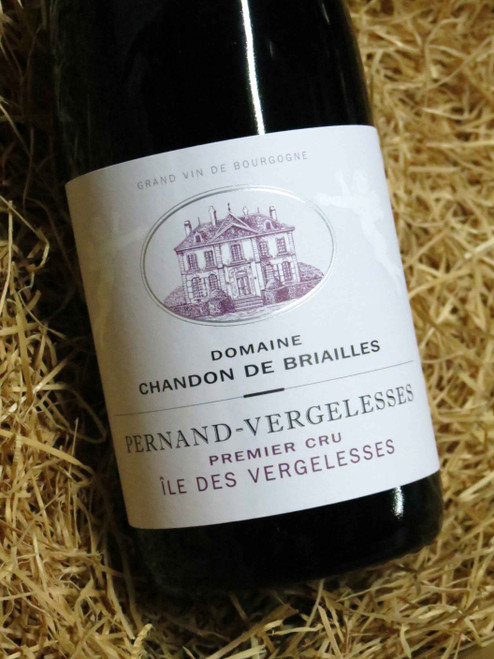 [SOLD-OUT] Chandon de Brialles Pernand-Vergelesses Premier Cru Cru Ile des Vergelesses 2015