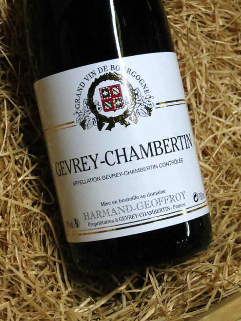 Harmand Geoffroy Gevrey-Chambertin 2016