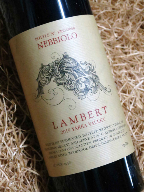 [SOLD-OUT] Luke Lambert Nebbiolo 2019