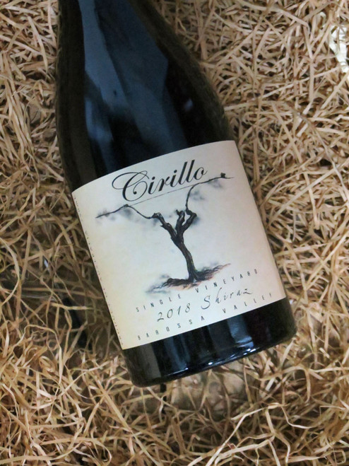 Cirillo Shiraz 2018