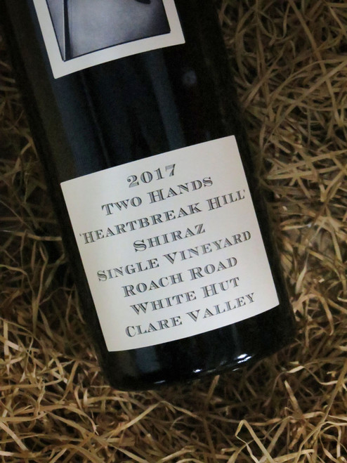 Two Hands Heartbreak Hill Shiraz 2017