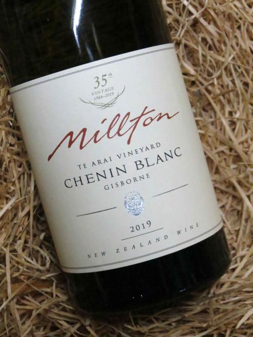 Millton Te Arai Chenin Blanc 2019