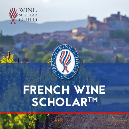 French Wine Scholar Guild - 26/05/21