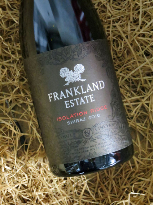 Frankland Estate Isolation Ridge Shiraz 2016