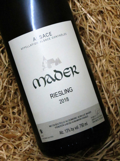 Mader Riesling 2018