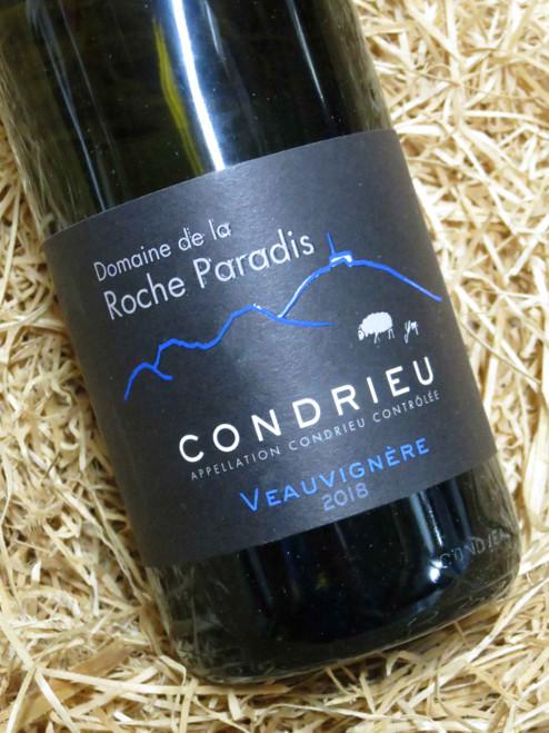 Domaine de la Roche Paradis Condrieu 2018