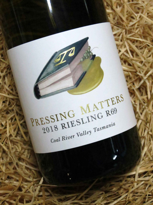 Pressing Matters R69 Riesling 2018