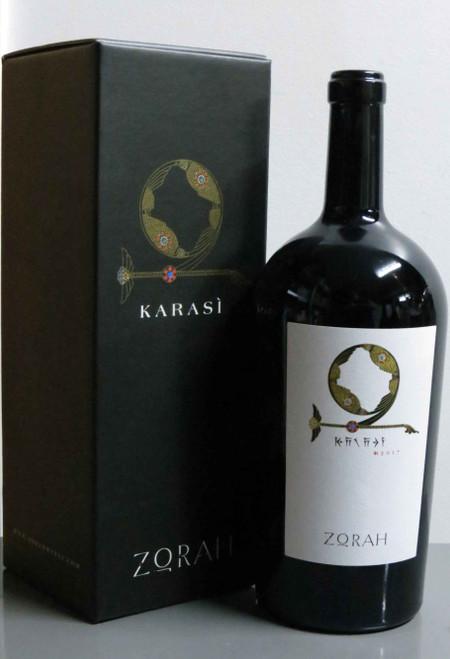 Zorah Karasi Areni Noir 2017 1500mL-Magnum