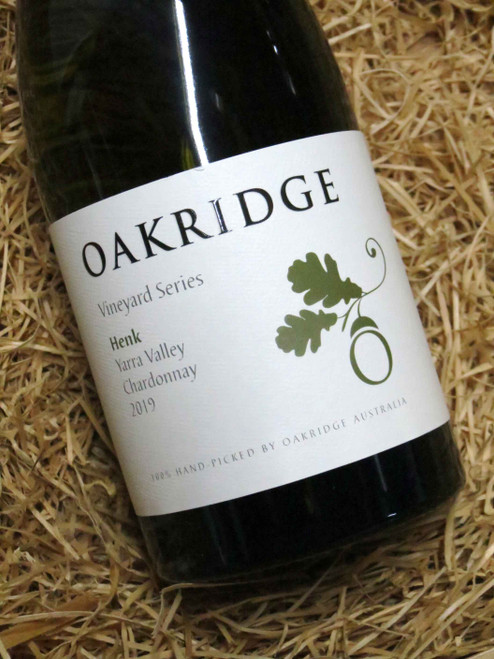 Oakridge Local Vineyard Series Henk Chardonnay 2019