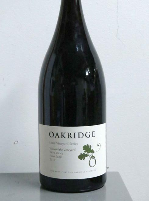 [SOLD-OUT] Oakridge Local Vineyard Series Willowlake Pinot Noir 2015 1500mL-Magnum