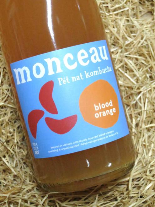 Monceau Blood Orange Kombucha 1.2% 750mL