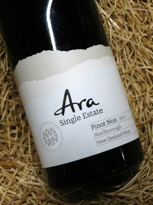 Ara Single Estate Pinot Noir 2019