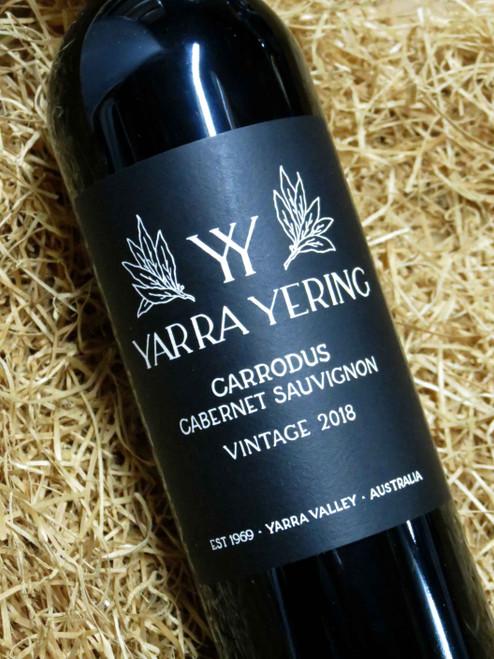Yarra Yering Carrodus Cabernet Sauvignon 2018