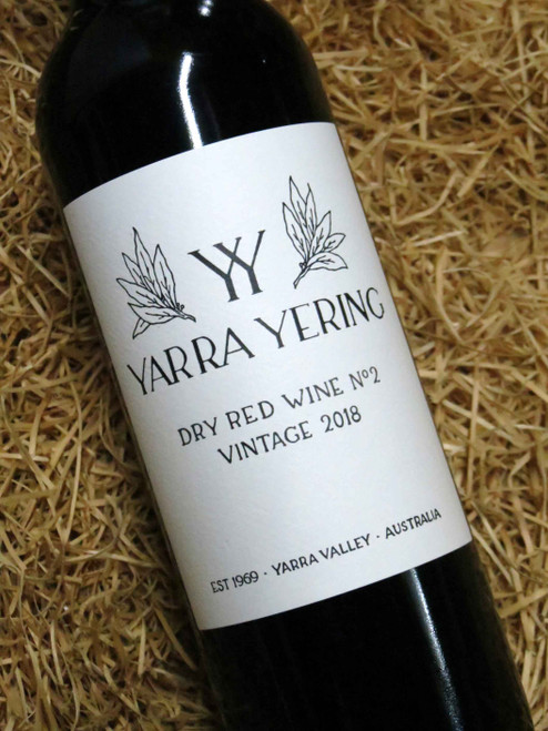 Yarra Yering Dry Red No 2 2018