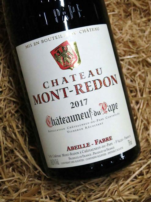 Chateau Mont-Redon Chateauneuf-du-Pape 2017