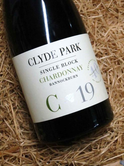 Clyde Park Single Block C Chardonnay 2019