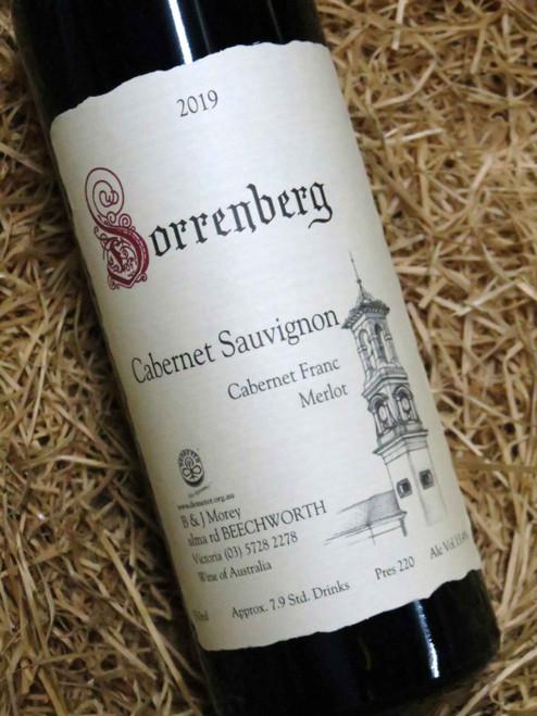 Sorrenberg Cabernet Sauvignon 2019