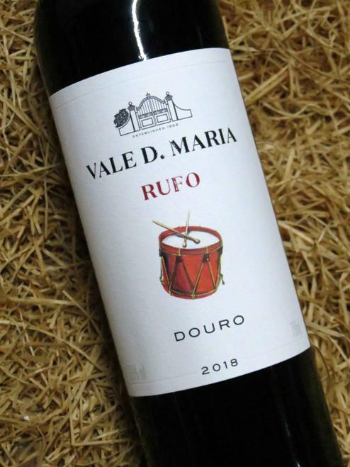 Vale Dona Maria Rufo Douro Tinto 2018