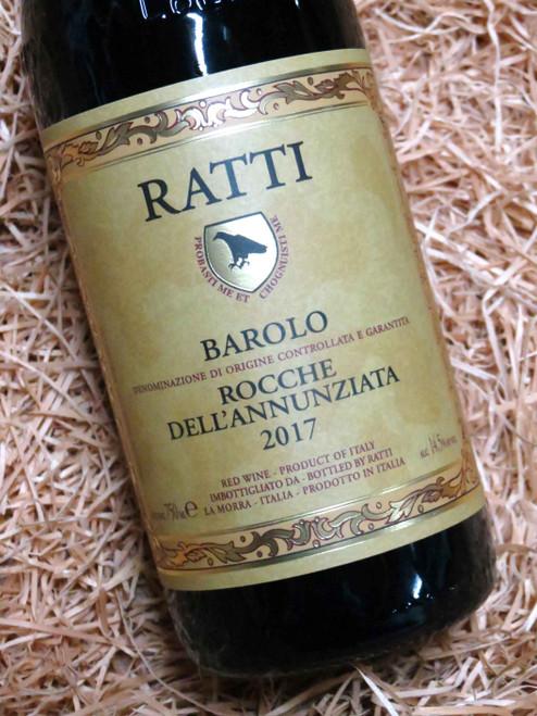 Renato Ratti Barolo Rocche 2017