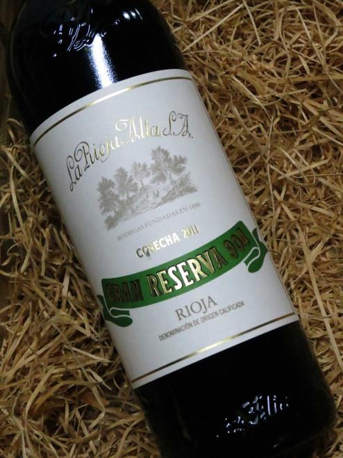 La Rioja Alta Gran Reserva '904' 2011